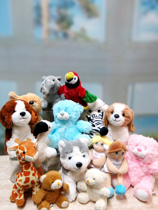 Peluches mediano