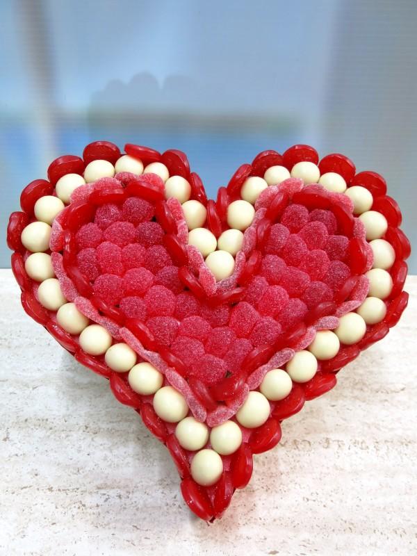 Corazón de Golosinas