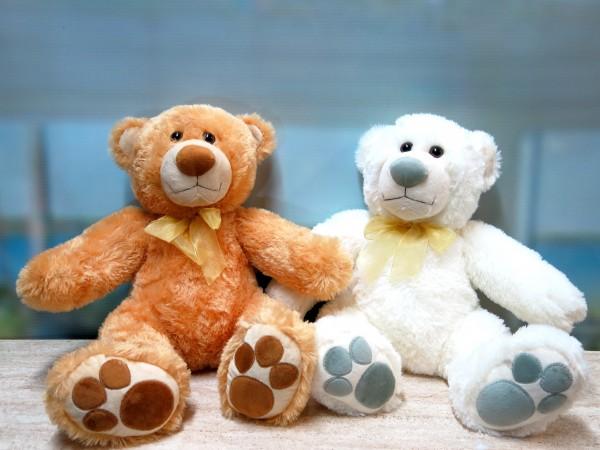 Big teddy bear. 60x35 cm approx.
