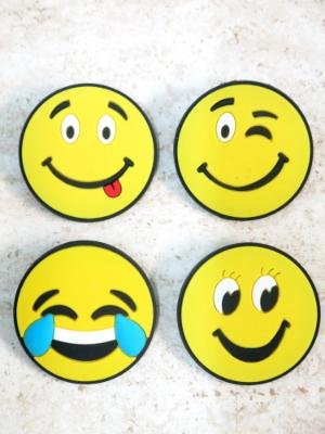 give an optimistic emoticon