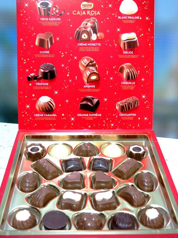 Box of Chocolates. 200 gr