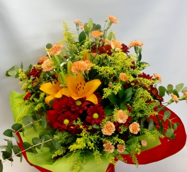 Jarrón de Flores - Foto 2