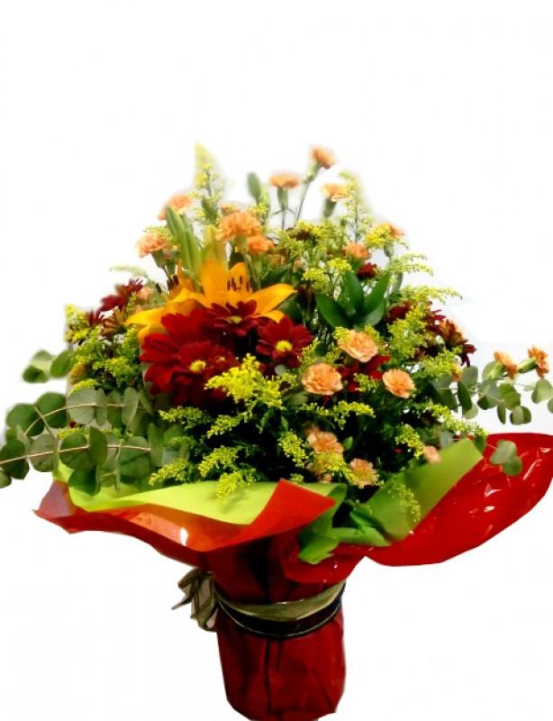 Jarrón de Flores - Foto principal