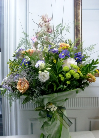 Jarrón de Flor variada ¡Espectacular! - Foto 3