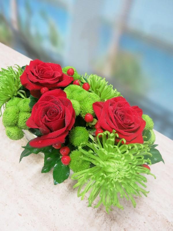 Jardinera con flores - Foto 5