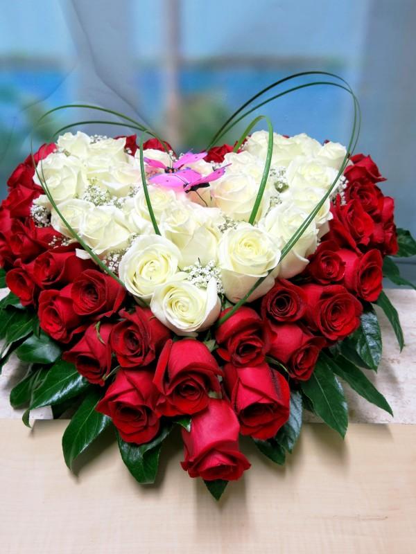 EL Corazón de 70 Rosas. Regálaselo - Foto 2