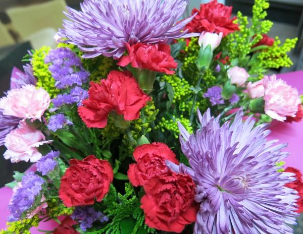 Jarrón de flor variada Mediterráneo - Foto 5