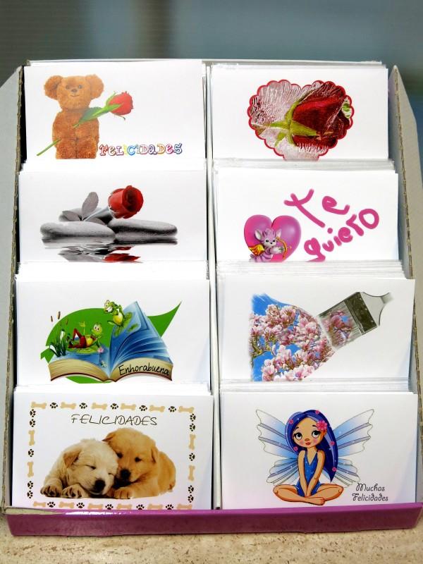 Decorative card to put your dedication - Foto principal