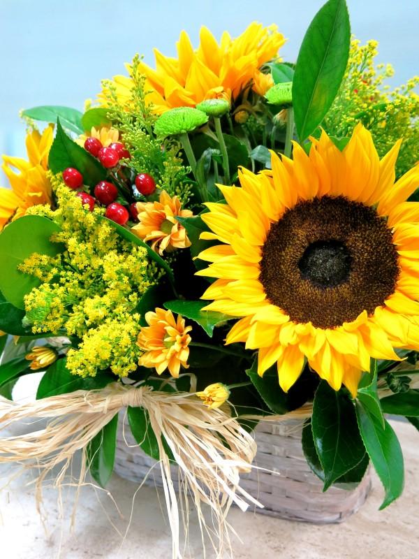 La cesta de Flores de mi verano - Foto 4