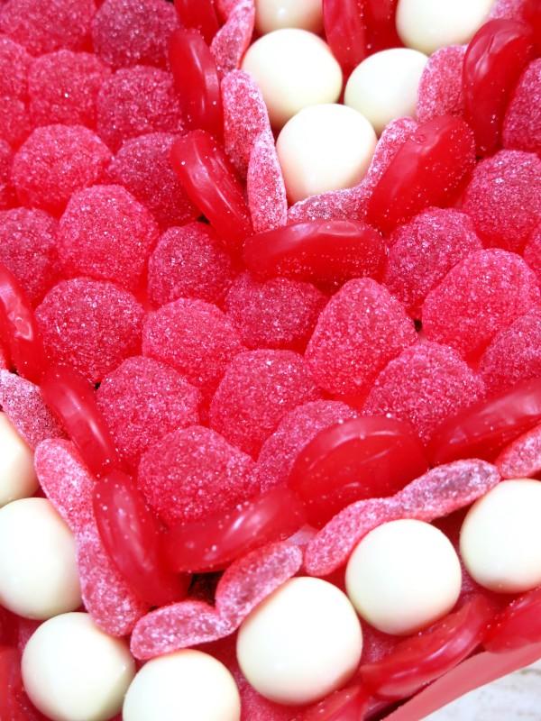 Corazón de Golosinas - Foto 2