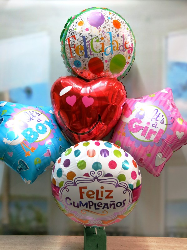 Balloons to add to your gift - Foto principal