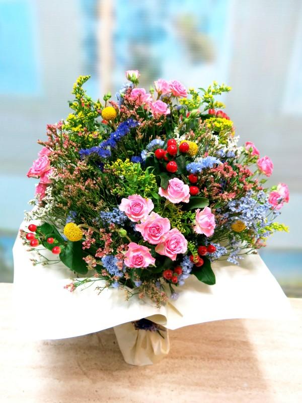 Ramo de flores en jarrón Santander a domicilio - Foto 3