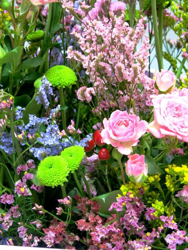 Ramo de flores Santander en caja de madera - Foto 2