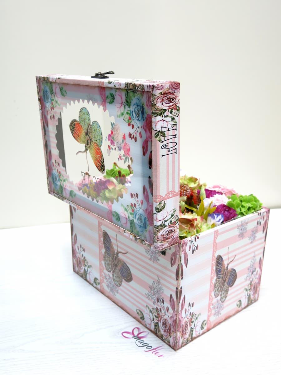 Sorpresa de Flores en el baúl - Foto 4