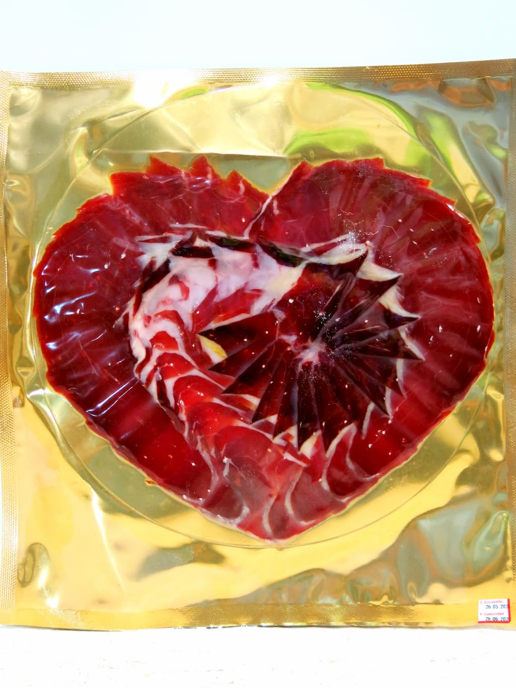 The heart of the best ham - Foto principal