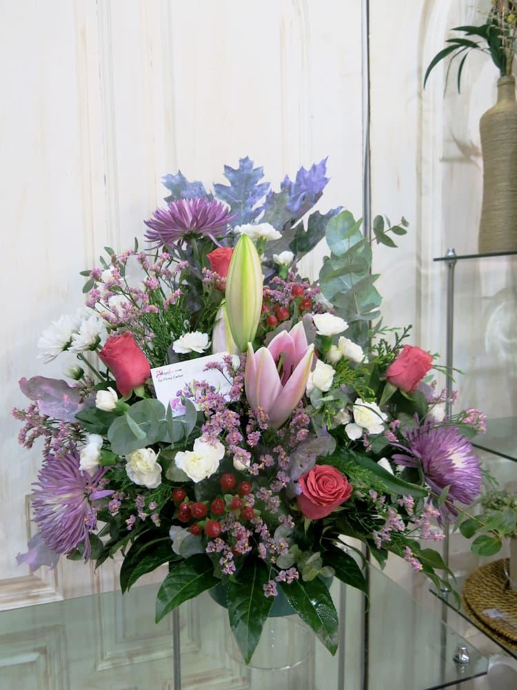 Centro funerario de Flor Variada - Foto principal