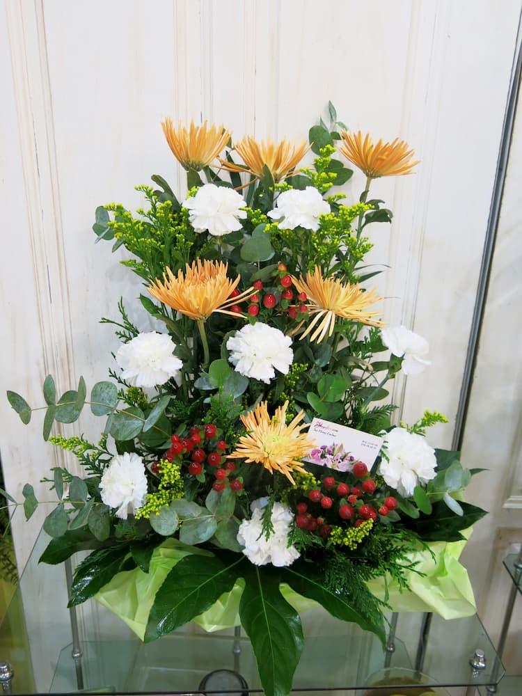 Centro de flores de  Anastasias y Claveles - Foto 2