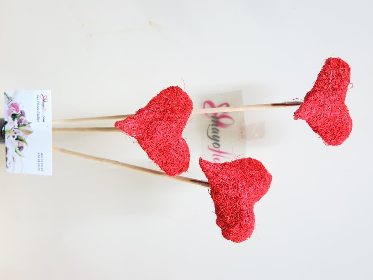 Corazón como complemento de tu regalo - Foto 3