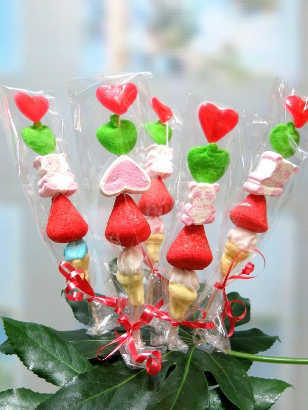 Brochetas dulces - Foto principal