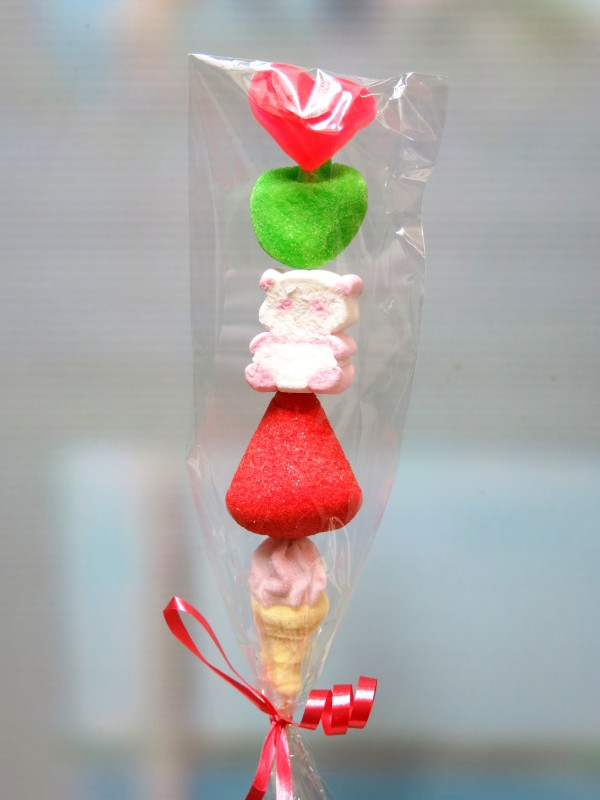 Brochetas dulces - Foto 2
