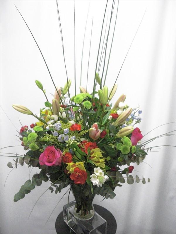 Ramo de Flor Variada. Días Felices - Foto principal