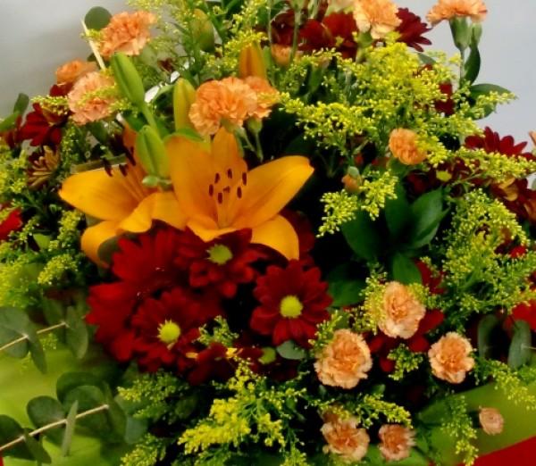 Jarrón de Flores - Foto 3