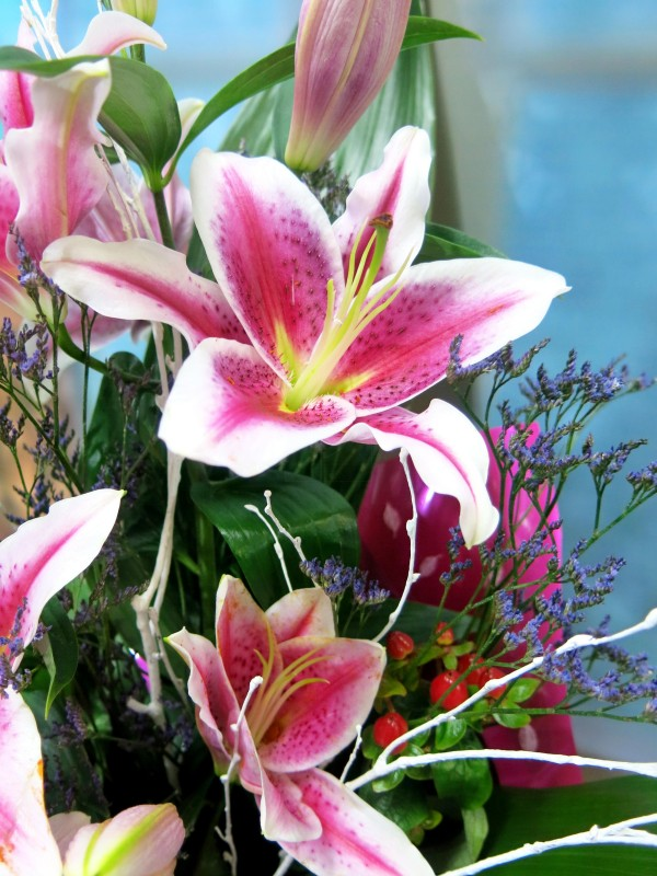 Lilium center with accessories - Foto 4
