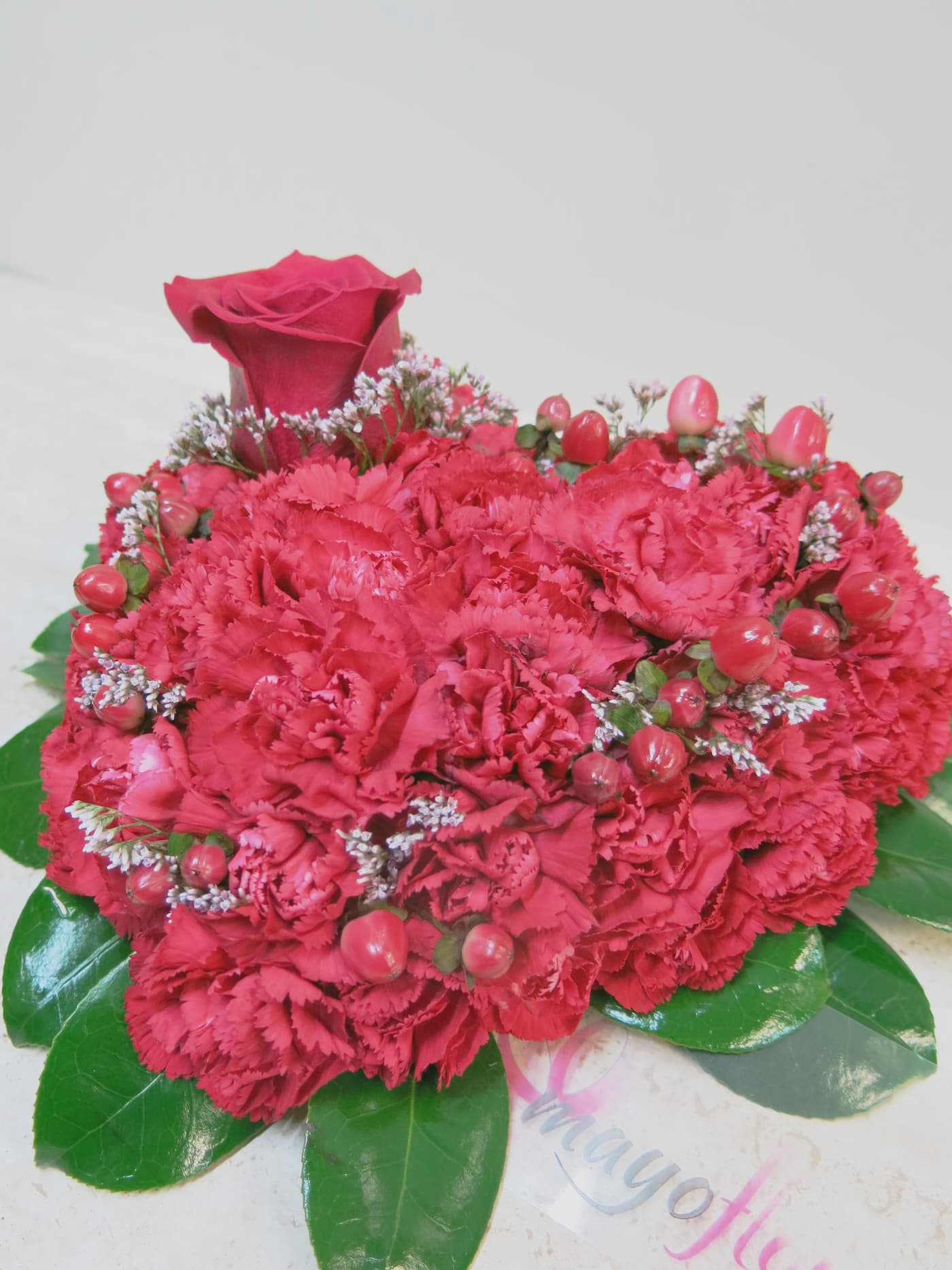 Con este corazón de Flores le dirás todo - Foto 2