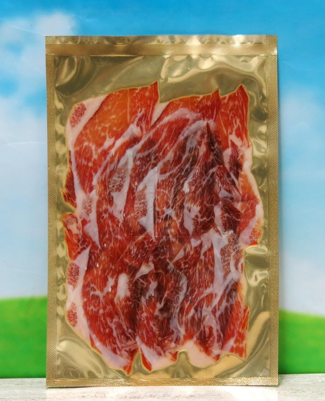 Acorn-fed Iberian Ham from Salamanca 100gr - Foto principal