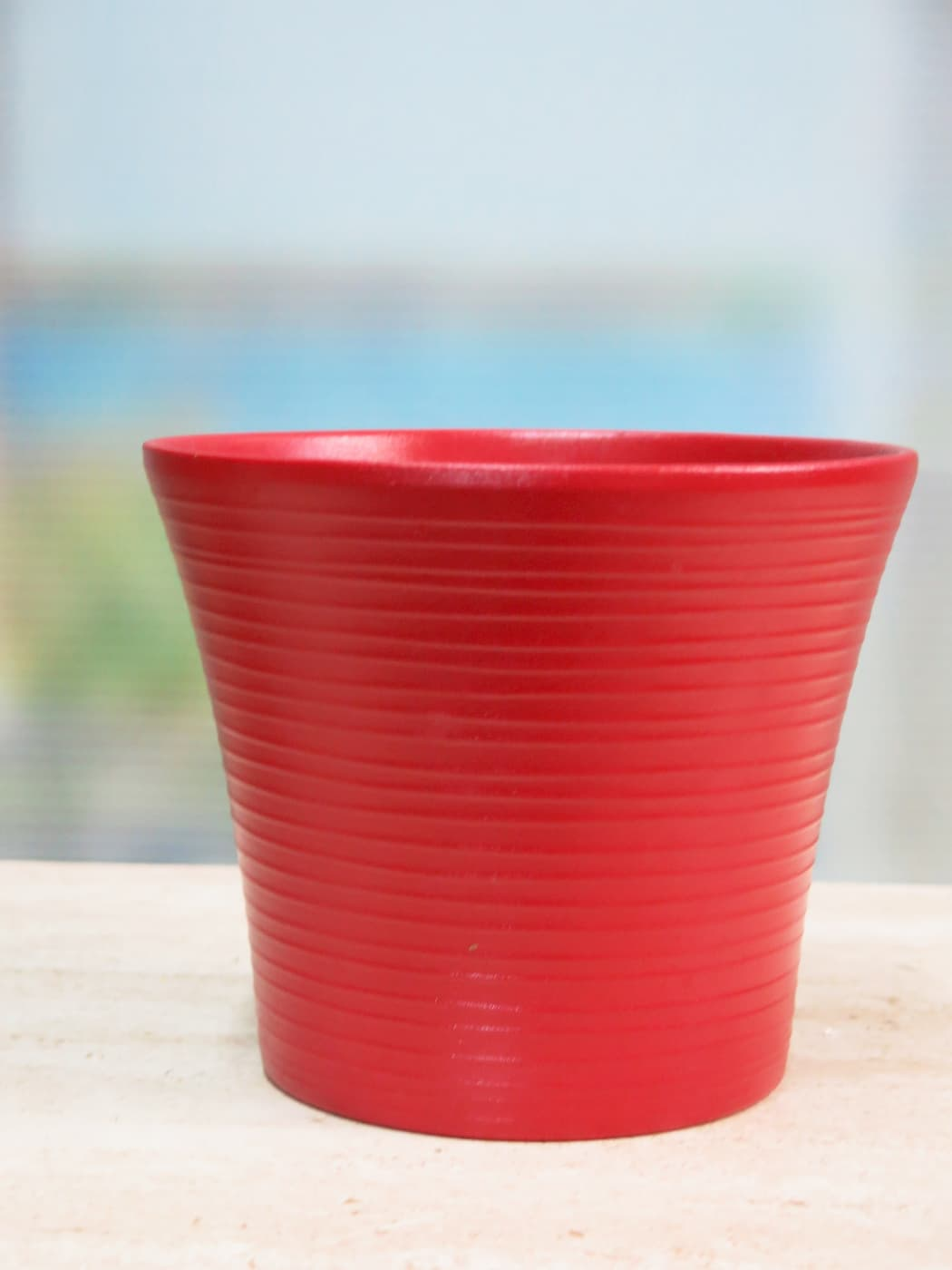 Así tu regalo de la Poinsetia estará completo Maceta roja - Foto 2