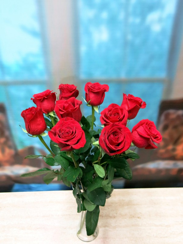 Red roses for 10, 20 or 30 stems - Foto 2