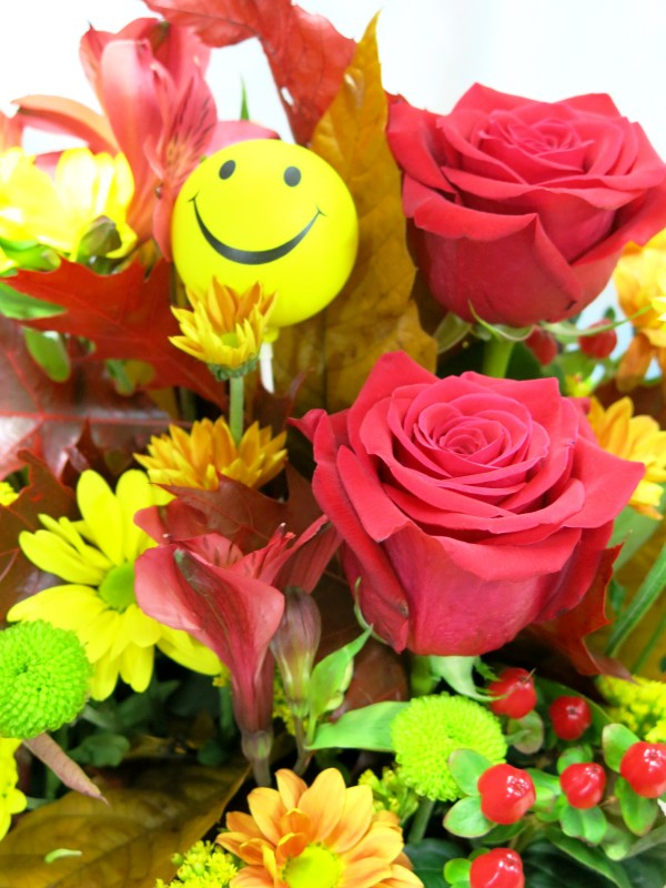 Flowers and a Smile - Foto 4