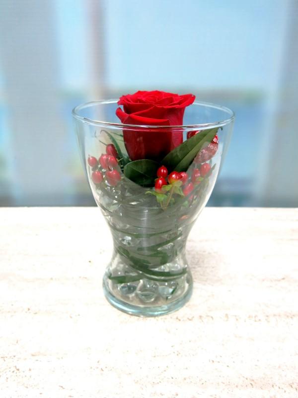 Rose in a Vase - Foto 4
