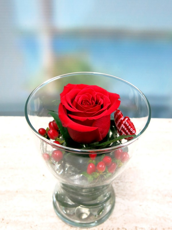 Rose in a Vase - Foto 2