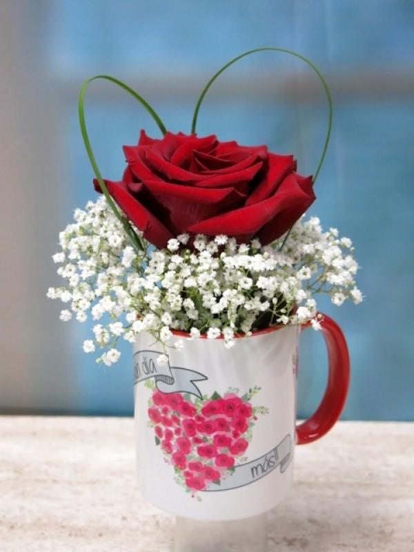 Mayoflor cup with Rosa - Foto principal