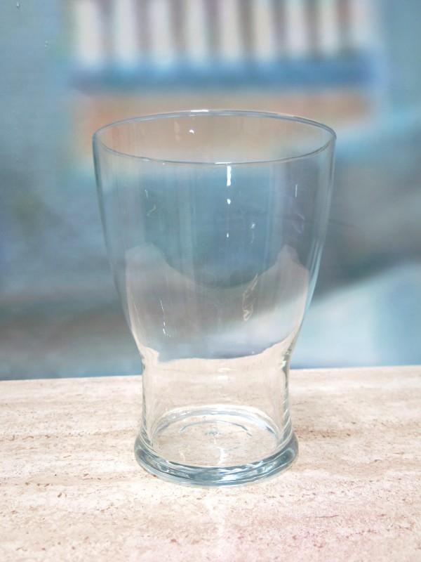Glass vase 19 cm. - Foto principal