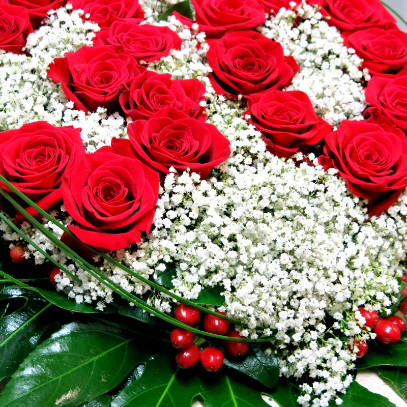 Heart with your birthday, anniversary ... - Foto 3