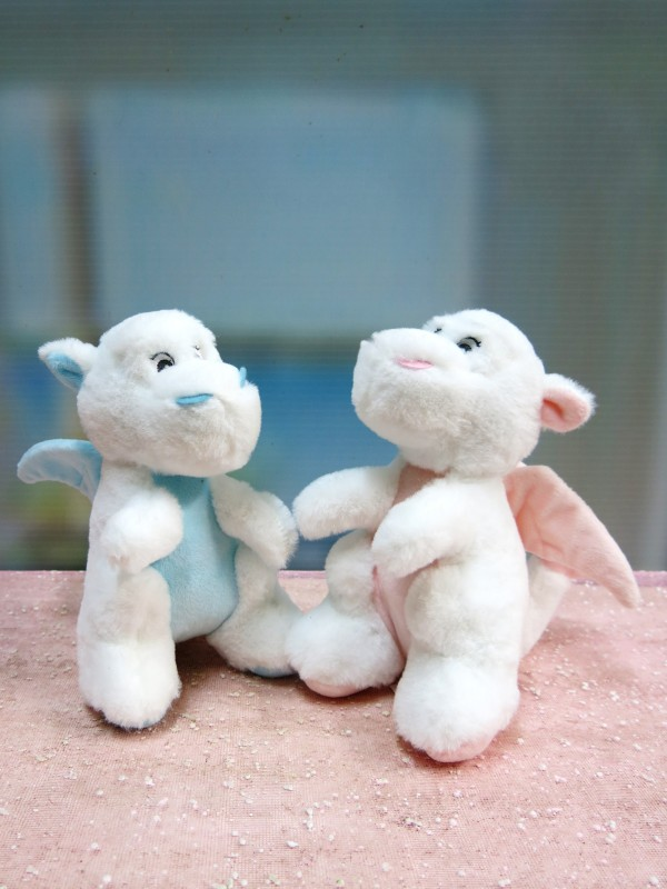 Soft toys for babies and to accompany your flore gifts - Foto 3