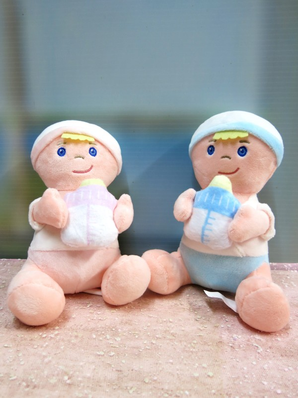 Soft toys for babies and to accompany your flore gifts - Foto 2