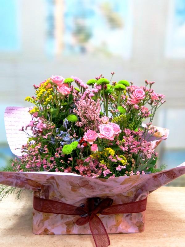 Ramo de flores Santander - Foto principal
