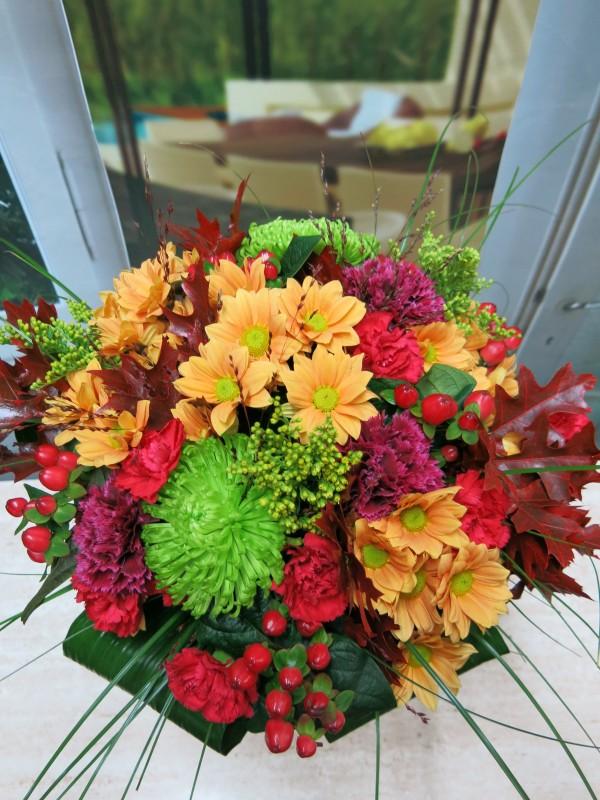 Zaragoza Autumn Bouquet - Foto principal