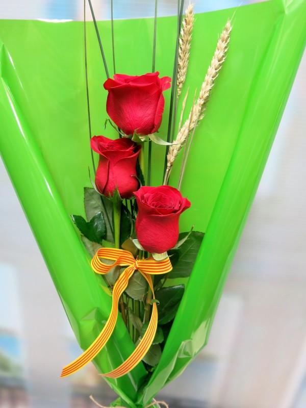 Día de la Rosa y el Libro - Foto 2