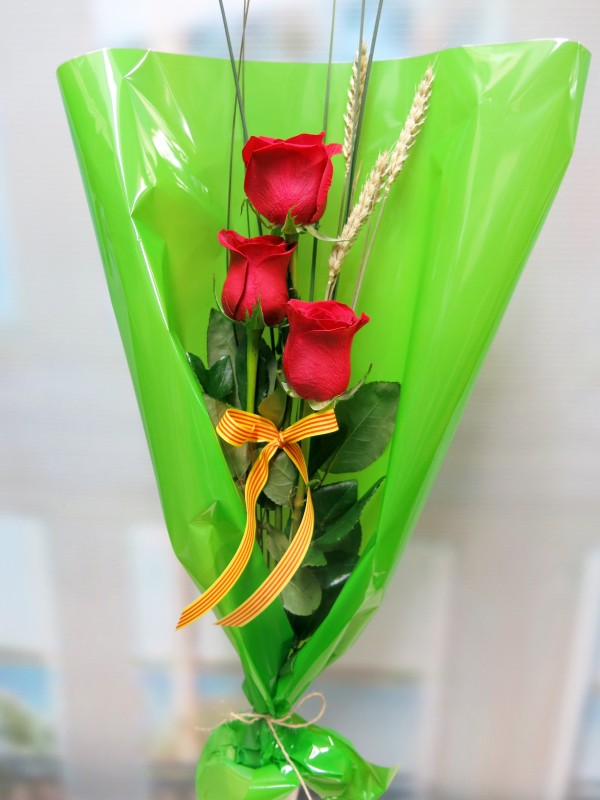Día de la Rosa y el Libro - Foto principal